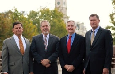 Jim Browne, Chip Clark, Karl Popowics & Jon Abernathy - Partners of Goodin Abernathy
