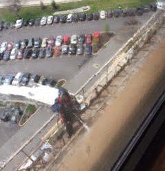 Work Injury Falling from Scaffolding