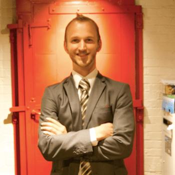 Garrett Lewis, Associate Attorney